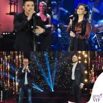 Concerto di Natale Canale 5 Moreno Annalisa Gigi D'Alessio Briga