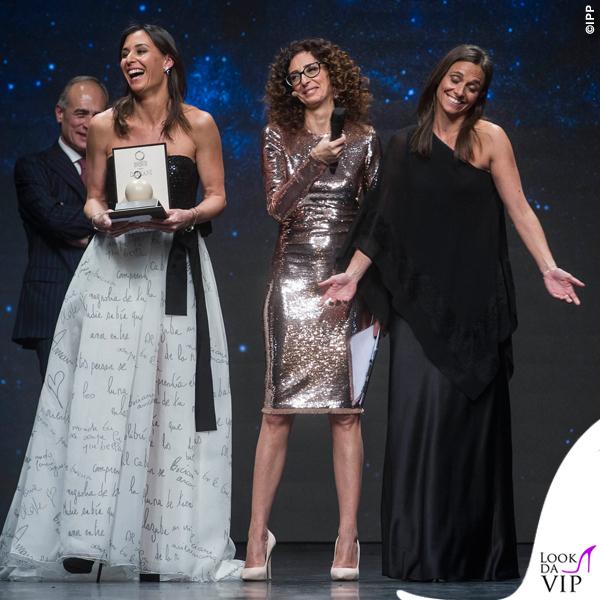 Flavia Pennetta Teresa Mannino Roberta Vinci Gazzetta Sports Award 3