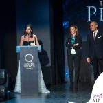 Flavia Pennetta donna dell'anno 2015 Gazzetta Sports Award corpetto gonna Atelier Emé 3