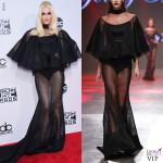 Gwen Stefani American Music Awards abito Yousef Al Jasmi 2
