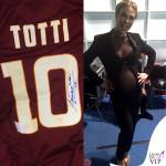 Ilary Blasi Francesco Totti Charitystars
