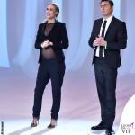 Ilary Blasi ultima puntata Le Iene giacca Federica Pittaluga pantaloni Francesco P Salerno scarpe Brian Atwood 4
