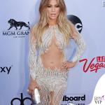 Jennifer Lopez Billboard Music Awards abito Charbel Zoe Couture 2