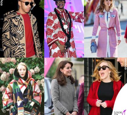 Lewis Hamilton Erykah Badu Rania di Giordania Blake Lively Kate Middleton Adele