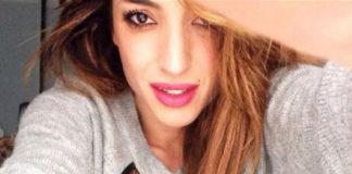 Margherita Zanatta maglione H&M Elfie Selfie