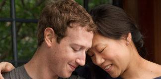 Mark Priscilla e Max Zuckerberg mussolina Aden+Anais