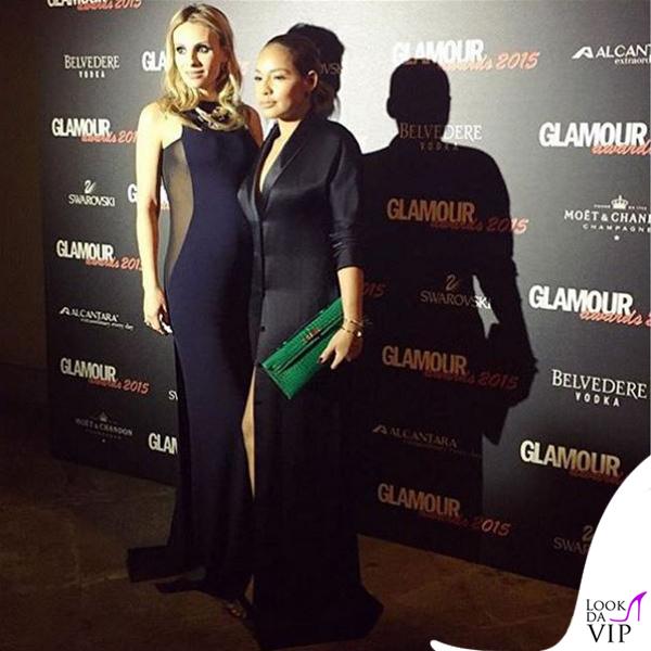 Wilma Faissol Glamour Awards abito Winonah