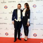 Alessandro Martorana e Debora Salvalaggio