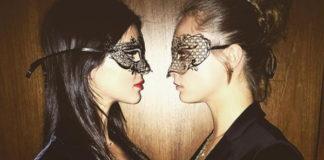 CaKe Cara Delevingne Kendall Jenner
