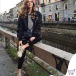 Chiara Ferragni borsa Balenciaga 2