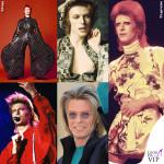 David Bowie, icona di stile per sei decenni