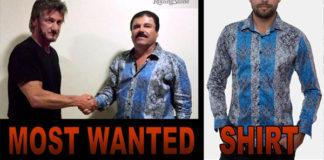 El Chapo camicia Barabas