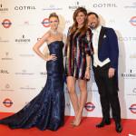 Elena Barolo, Alessandra Grillo e Alessandro Martorana