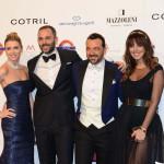 Elena Barolo, Massimiliano Dendi, Alessandro Martorana, e Alessia Reato