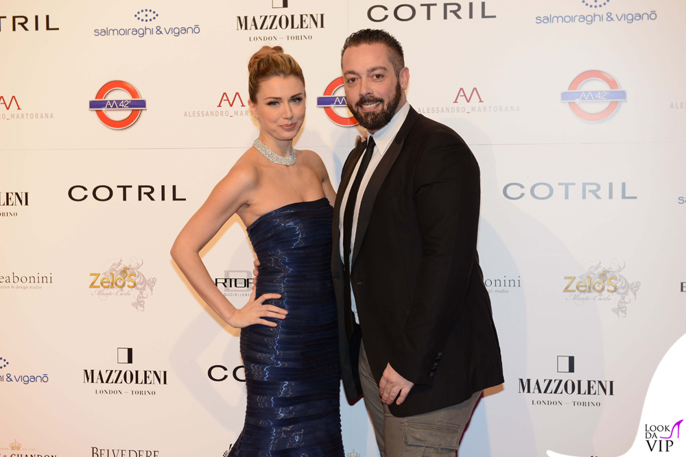 Elena Barolo e Matteo Osso