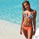Hailey Baldwin bikini Triangl 2