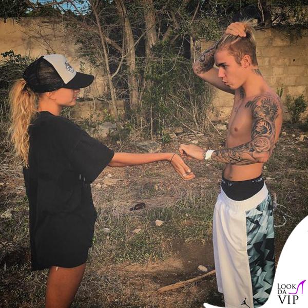 Justin Bieber e Hailey Baldwin 3