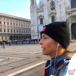 Martina Colombari felpa Nike
