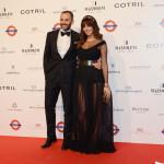 Massimiliano Dendi e Alessia Reato