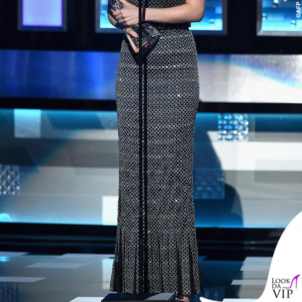 People's Choice Awards Dakota Johnson abito Armani Privé 2