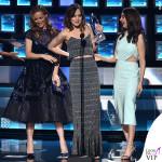 People's Choice Awards Leslie Mann Dakota Johnson Alison Brie abito Armani Privé