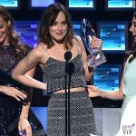 People's Choice Awards Leslie Mann Dakota Johnson Alison Brie abito Armani Privé 2