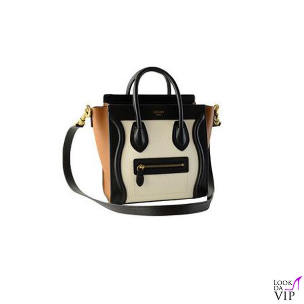 borsa Celine Nano Luggage