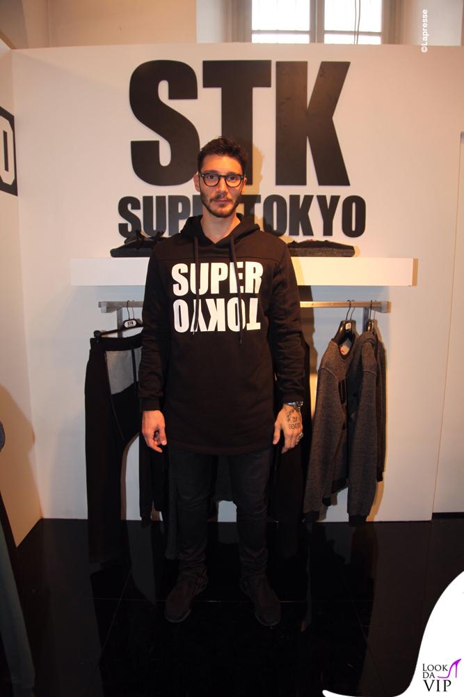 Stefano De Martino Pitti 2016 Supertokio