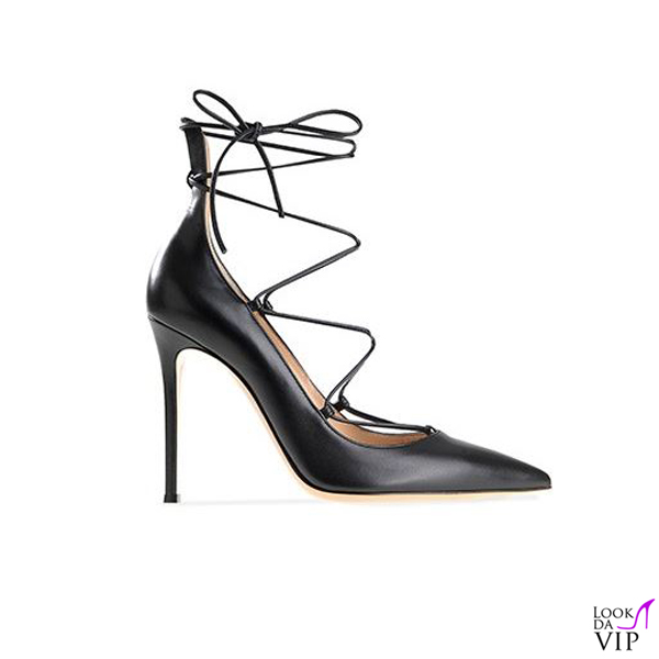 best service ee593 3f939 scarpe Gianvito Rossi - Look da Vip
