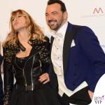Barbara d'Urso compleanno Alessandro Martorana scarpe Cerasella 2