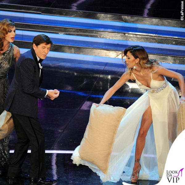 Belen Rodriguez Festival di Sanremo 2012 4