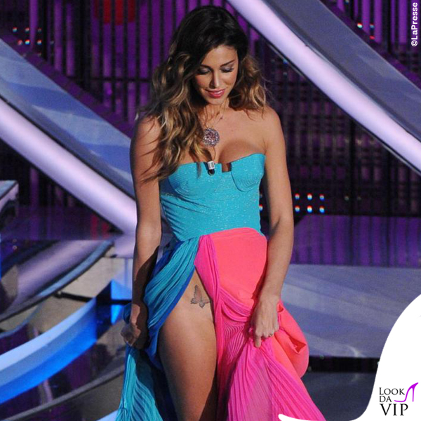 Belen Rodriguez Festival di Sanremo 2012