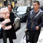 Elisabetta Canalis Brian e Skyler Eva Perri shopping Casadei 11
