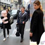Elisabetta Canalis Brian e Skyler Eva Perri shopping Casadei 10