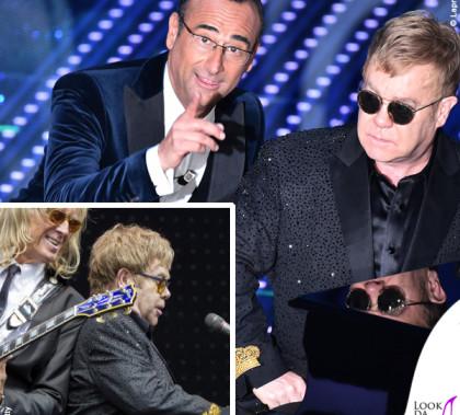 Elton John Sanremo 2016 Concerto Harrogate