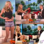 Heidi ed Ellen si scambiano le mutande
