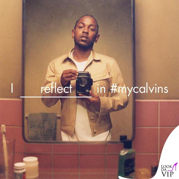 Kendrick Lamar in Mycalvins