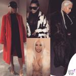Kanye West fa i debiti ma Kim s'impelliccia