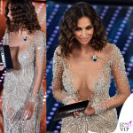 Sanremo 2016: un décolleté di pietra per Madalina Ghenea