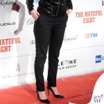 Maria Elena Boschi premiere The Hateful Eight 3