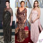 Agli Oscar 2016 i pancioni si mettono in posa