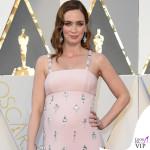 Oscar 2016 Emily Blunt abito Prada
