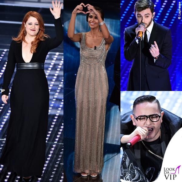 Sanremo 2016 prima serata