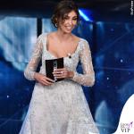 Sanremo 2016 seconda serata-Madalina-Ghenea abito-Zuhair-Murad 2