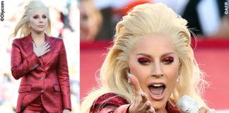 Super Bowl 50 Lady Gaga total Gucci