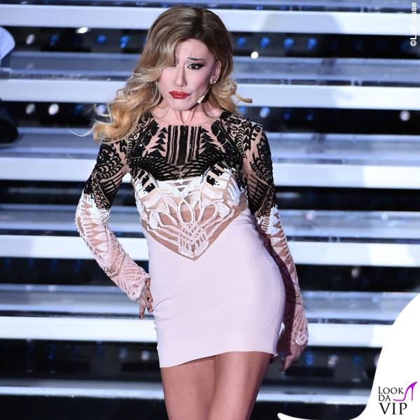 Virginia Raffaele Festival di Sanremo 2016 Belen Rodriguez