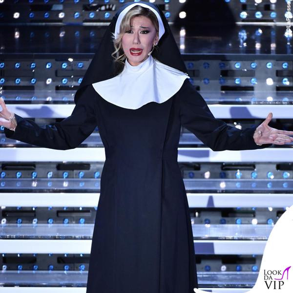 Virginia Raffaele Festival di Sanremo 2016 Belen Rodriguez 2