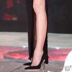 Alessia Marcuzzi Isola dei Famosi prima puntata abito Versace 13
