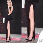 Alessia Marcuzzi Isola dei Famosi prima puntata abito Versace 14