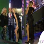 Alessia Marcuzzi Isola dei Famosi prima puntata backstage